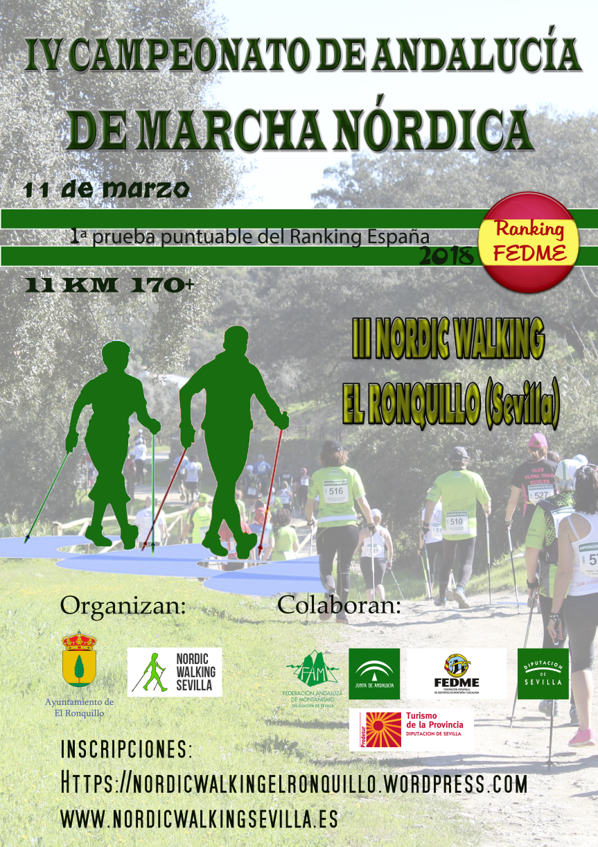 cartel-iii-nordic-walking-el-ronquillo